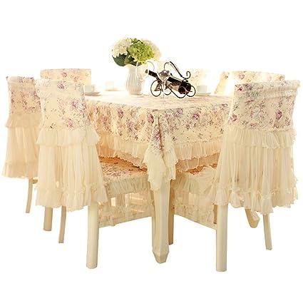 Superb Amazon Com European Table Cloth Chair Cover Chair Cushion Pabps2019 Chair Design Images Pabps2019Com