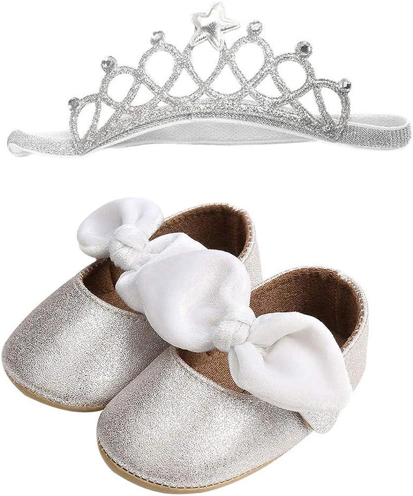 Trisee Zapatos para Recien Nacido, Zapatillas de Primeros Pasos ...