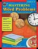 Mastering Word Problems: Grades 4-6
