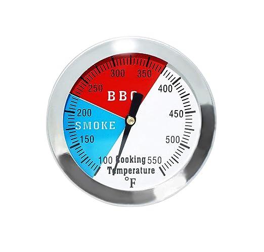 GFTIME 7, 6cmTermómetros para Barbacoas y Ahumadores BBQ ...