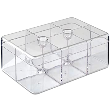 Rosti Mepal 106815053100 Caja para té Estireno-acrilonitrilo (San) - Cajas para té