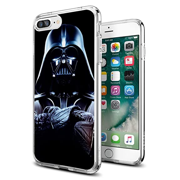 amazon com star wars iphone 7 plus case onelee never fade star
