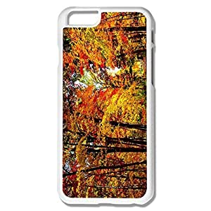 Custom Funny Fit Series Autumn IPhone 6 Case For Couples