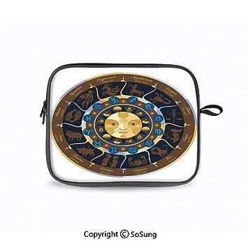 Amazon.com: 13inch Laptop Sleeve Bags,Mystic Oriental ...