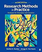 Research Methods in Practice: Strategies for Description and Causation, 2nd Edition Front Cover