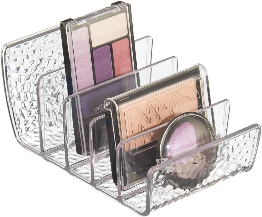 Make Up Aufbewahrung Make Up Organizer Kosmetik Organizer Lippenstift Aufbewahrung Kleine Box Zur Aufbewahrung Aufbewahrungsk/örbe F/ür Regale Schreibtischaufbewahrung Gray