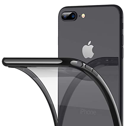 clear gel iphone 8 plus case