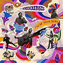 ALBUM COVER POSTER thick THE DECEMBERISTS: I'LL BE YOUR GIRL limited 2018 giclee RECORD LP REPRINT #'d/100!! 12x12