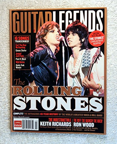 (Mick Jagger & Keith Richards - The Rolling Stones - Guitar World Magazine Presents: Guitar Legends - 2005 )