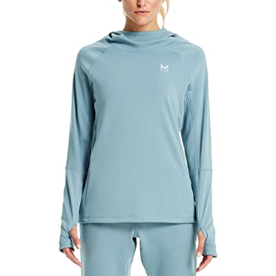 Mission Women's VaporActive Gravity Fleece Pullover Hoodie