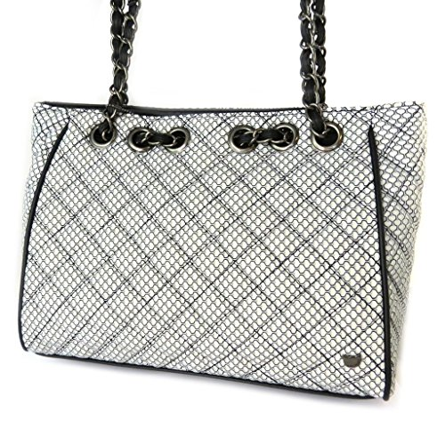 Lollipopsnero Borsa Cm 5x17 - French Bianco Touch 36x23
