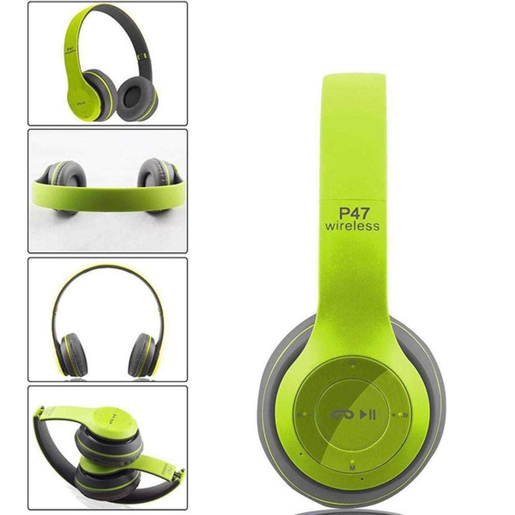 Eubell Noise Cancelling Headphones Wireless Bluetooth Over The Ear Headphones with Mic