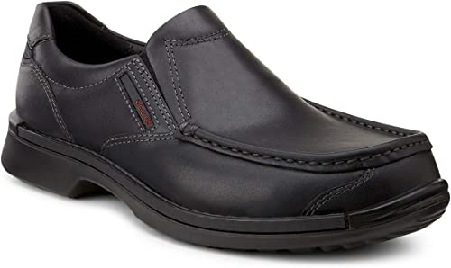 ECCO Men's Fusion Slip-On Loafer, Black