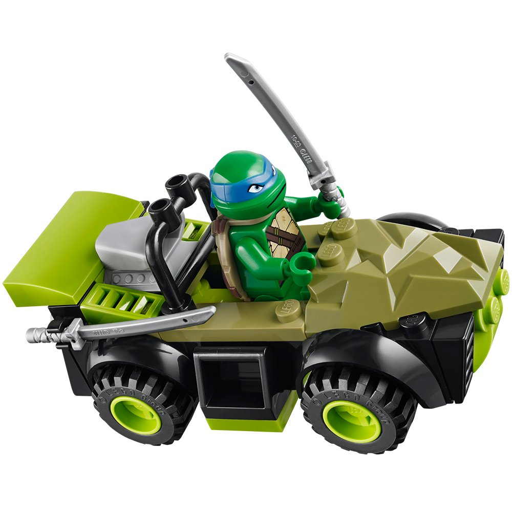 Amazon.com: LEGO guarida de Junior Mutant Ninja Tortugas ...