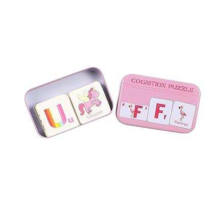 Amazon com: Foreverharbor Universal Children Cognitive Card