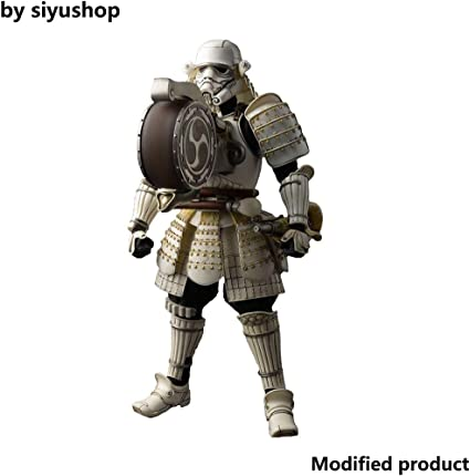 Star Wars Taikoyaku Stormtrooper Movie Realization PVC Action Figure Toy Gifts