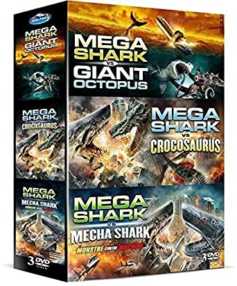coffret mega shark fr import dvd amazon co uk dvd blu ray coffret mega shark fr import dvd