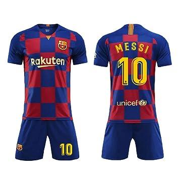 vorbestellen ziemlich billig am billigsten SEYE1° Fußball-T-Shirt, Sportanzug, Barcelona-Trikot, Nr. 10 ...