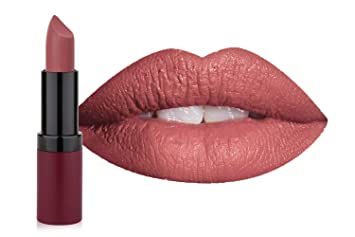 Buy Golden Rose Velvet Matte Lipstick 16 Coral Tree Red Online At