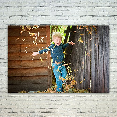 Westlake Art Poster Print Wall Art - Yellow Leaf - Modern Pi