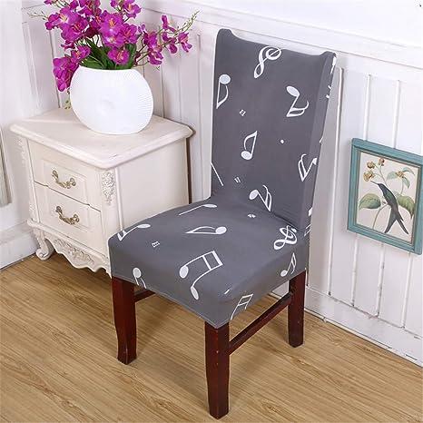 Amazon.com: Funda para silla de ordenador, universal, funda ...