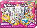 Savvi Jumbo Glitter4Girls Activity Kit - 600 Pieces