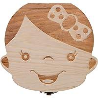 Caja Organizadora Recuerdo Para Dientes Bebe Niña