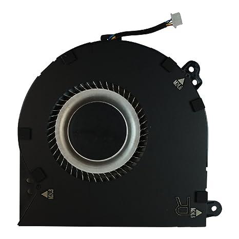 IBM Lenovo IdeaPad Y910 - Ventilador para ordenador portátil (compatible con procesador de lado derecho