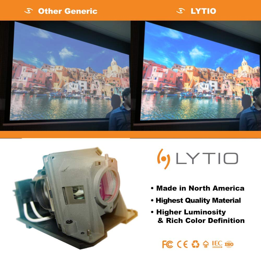 NP-13LP Lytio Economy for NEC NP13LP Projector Lamp Bulb Only