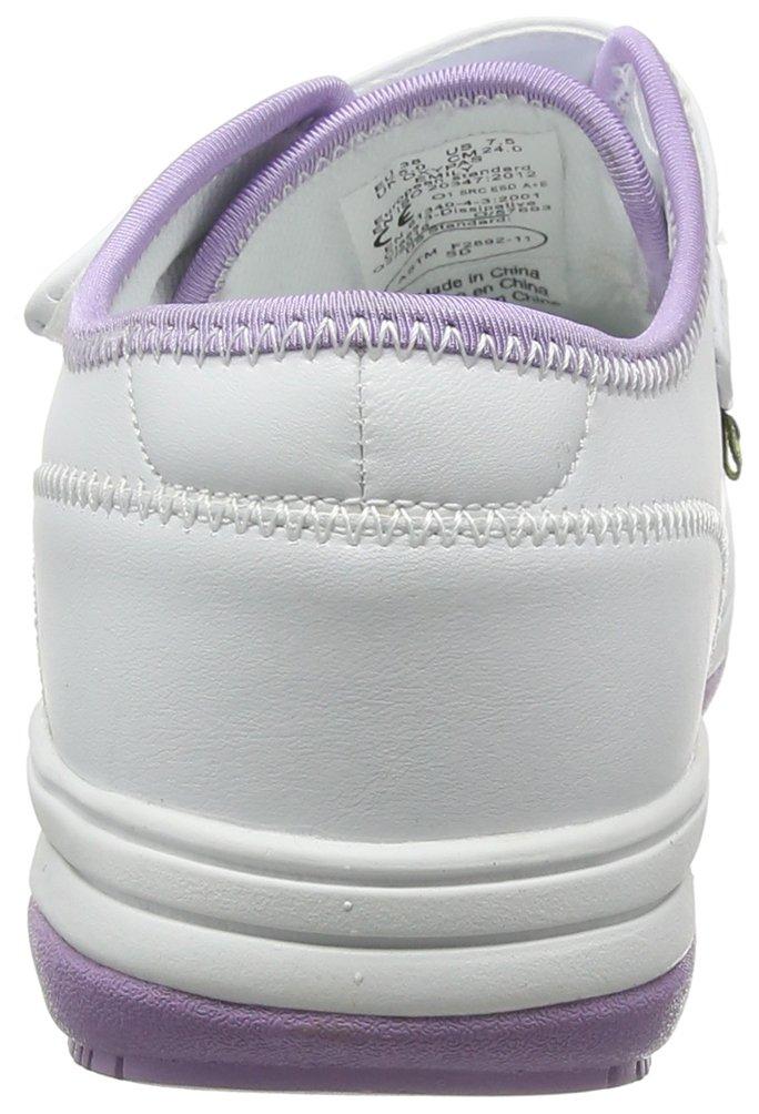 White Fux 36 EU Antistatic Nursing Shoe 3.5 UK Oxypas Medilogic Emily Slip-resistant