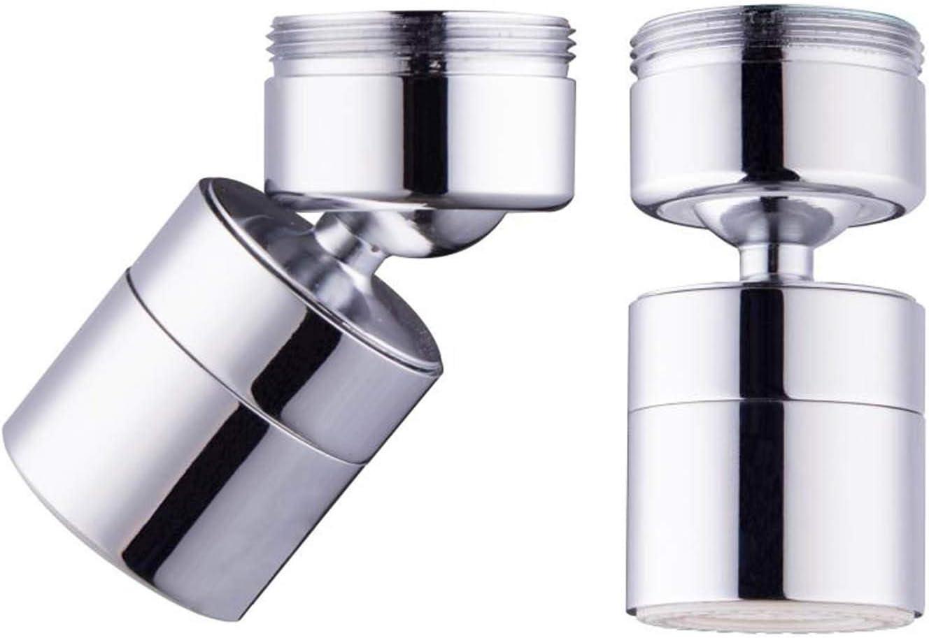 2-Flow Kitchen Sink Aerator Faucet Aerator Swivel Female f// Kitchen Restroom
