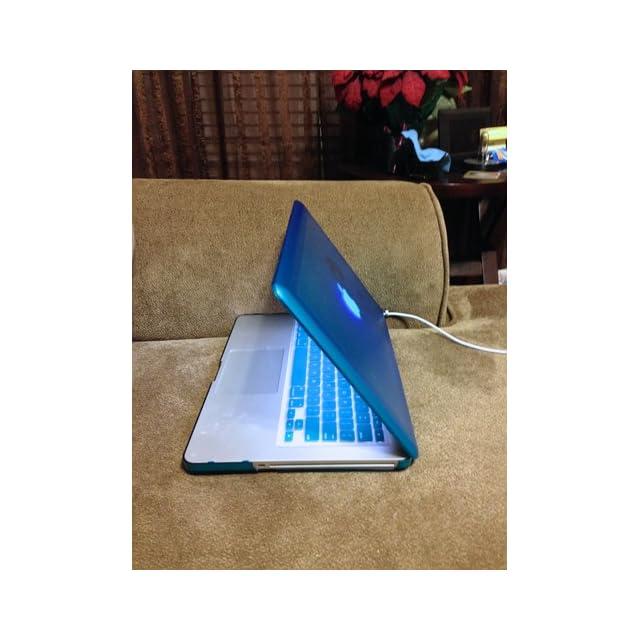 Apple Macbook Vinyl Decal Sticker   Geek Snow White Computers & Accessories