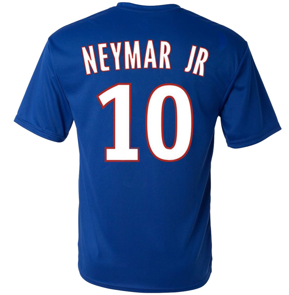 14bd8be2d29 Amazon.com  Neymar Jersey Style T-shirt Kids Neymar Jr Jersey PSG T-shirt  Gift Set Youth Sizes ✓ Premium Quality ✓ Lightweight Breathable Material ...
