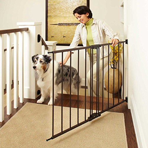 North-States-Industries-Supergate-Easy-Swing-and-Lock-Metal-Gate
