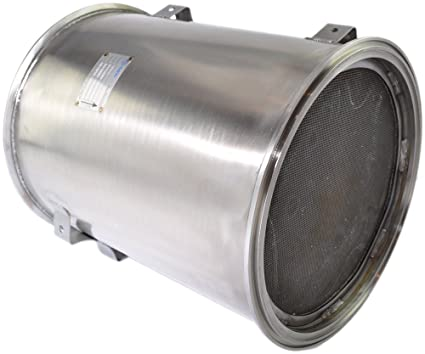 NEW Diesel Particulate Filter for Detroit Diesel DD15 A6804910594  A6804908692