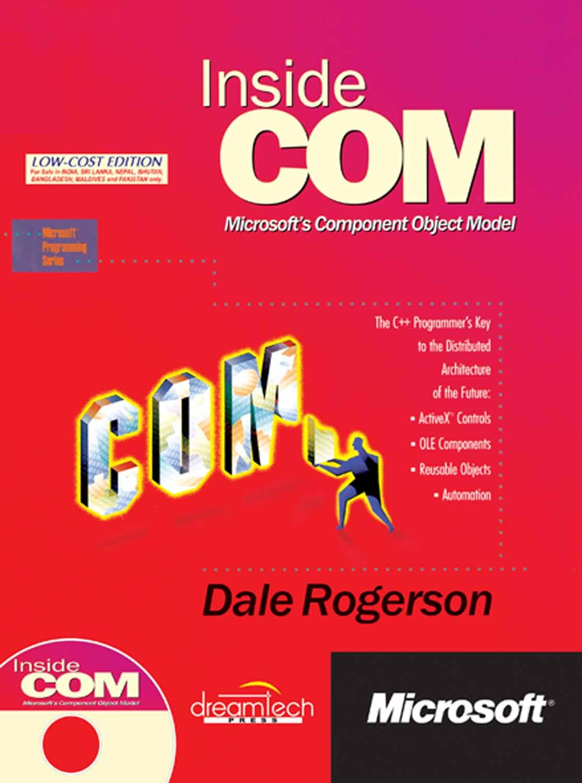 Read Online Inside Com Microsofts Component Object Model PDF