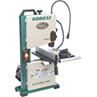"""Grizzly Industrial G0803Z - 9"""" Benchtop Bandsaw with Laser Guide"""