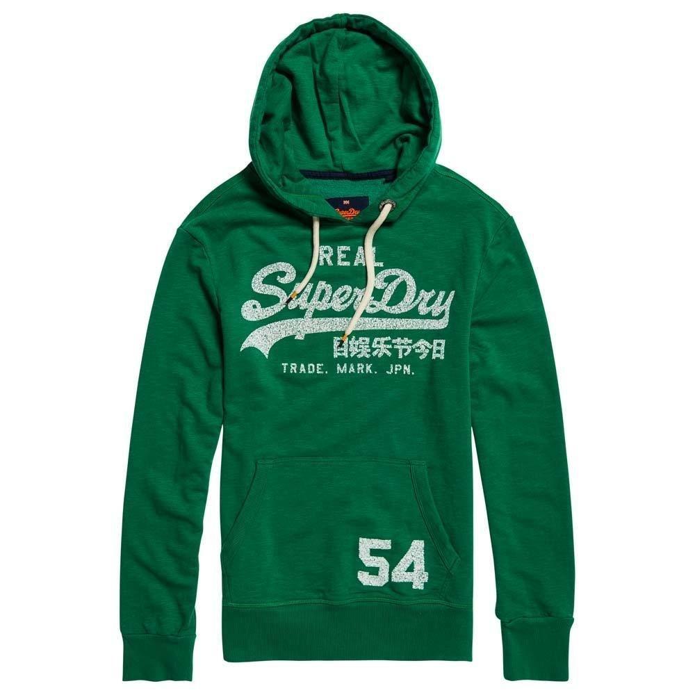 Superdry Vintage Hooded Logo M20016HQ NG9 LITE