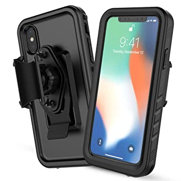coque iphone x anti-poussiere