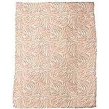 Zebra Ethno Blanket: Large