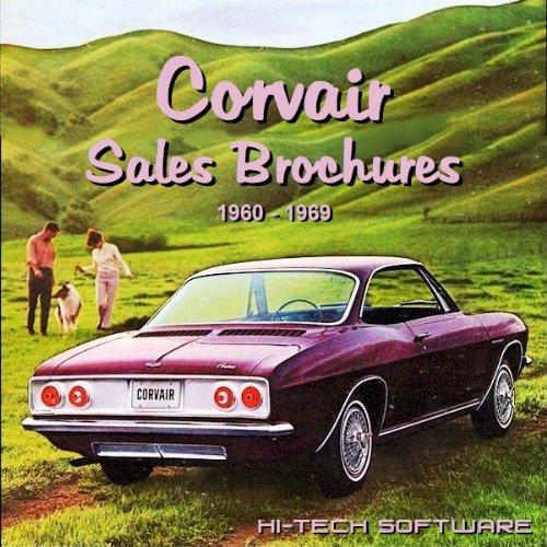 Corvair Sales Brochures: 1960 - 1969 ()