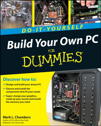 Picture of a Build Your Own PC DoItYourself