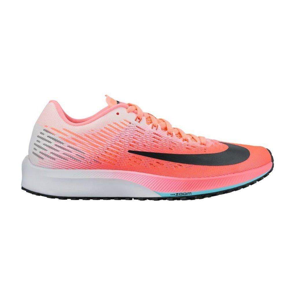 3796ded8088d NIKE Women s Air Zoom Elite 9 Running Shoe HOT Punch Black ...