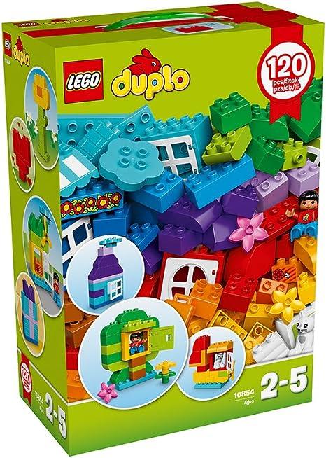 LEGO - Conjunto de 120 Ladrillos Duplo® - 10854: Amazon.es ...