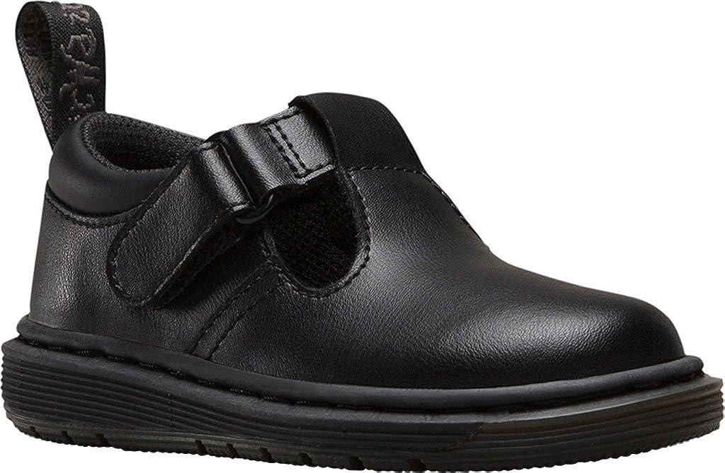 Dr. Martens Niños Negro Ryan T-Bar Zapatos: Amazon.es: Zapatos y complementos