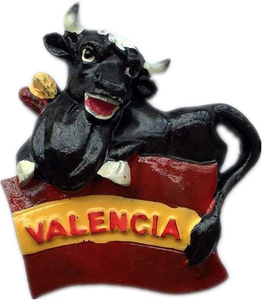 Weekino Souvenir Valencia Tauromaquia España Imán de Nevera de ...