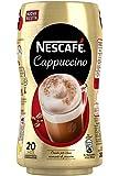 Nescafé - Cappuccino, Preparato Solubile in Polvere con Caffè e Latte - 3 confezioni da 18 tazze [54 tazze, 750 g]