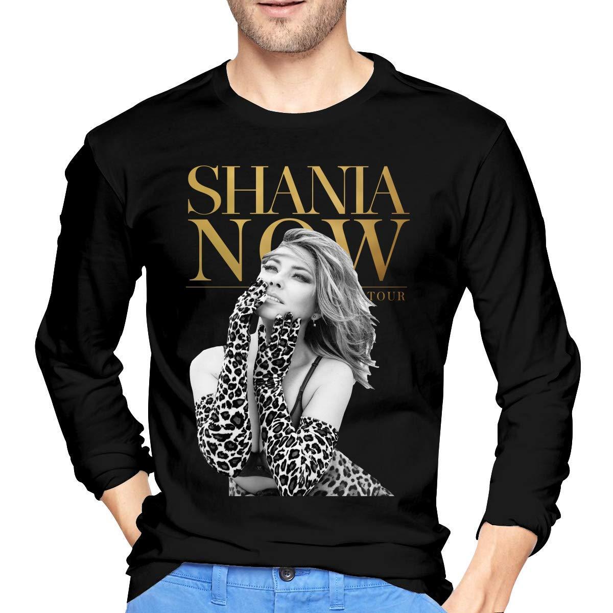 Fssatung S Shania Twain Now Tee Black Shirts