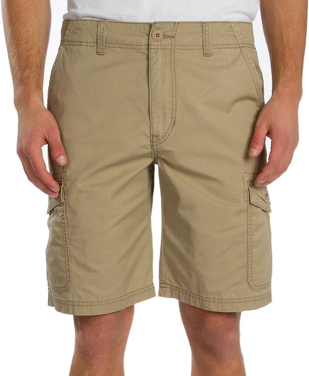 UNIONBAY Men's Medford Lightweight Cotton Cargo Short