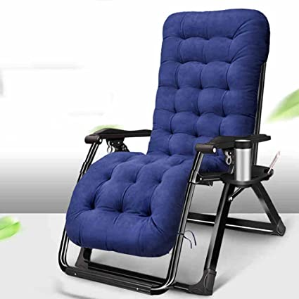 Incredible Amazon Com Folding Chairs Patio Chairs Reclining With Cup Machost Co Dining Chair Design Ideas Machostcouk